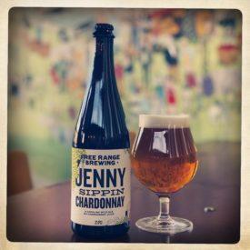Jenny Sippin Chardonnay